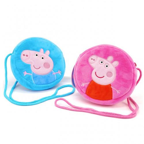 Детская сумочка Свинка Пеппа (розовый)  в  Интернет-магазин Zelenaya Vorona™ 2