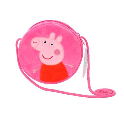 Детская сумочка Свинка Пеппа (розовый)  в  Интернет-магазин Zelenaya Vorona™ 4