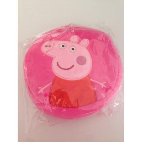 Детская сумочка Свинка Пеппа (розовый)  в  Интернет-магазин Zelenaya Vorona™ 5