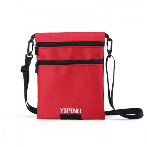 Покупка  Дорожный кошелек на шею YIPINU. Красный/Черный в  Интернет-магазин Zelenaya Vorona™
