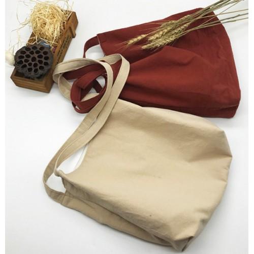 Летняя текстильная сумка. Светло-бежевая  в  Интернет-магазин Zelenaya Vorona™ 3