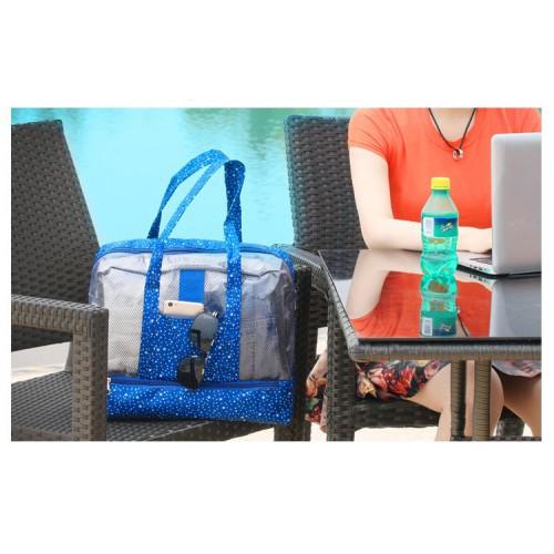 Пляжная сумка Weekeight Звезды. Темно-синий  в  Интернет-магазин Zelenaya Vorona™ 2
