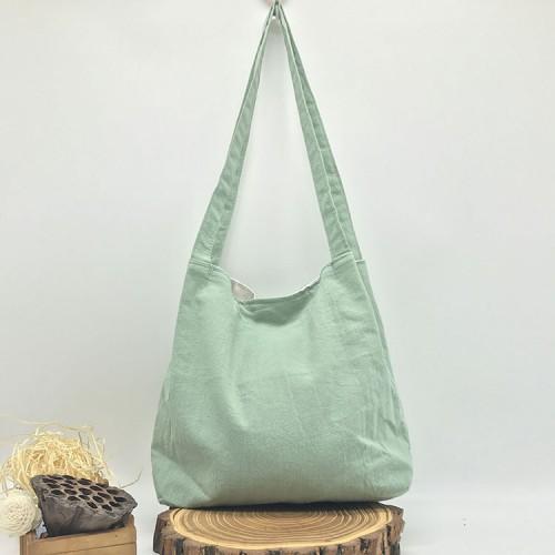 Покупка  Летняя текстильная сумка. Светло-зеленая в  Интернет-магазин Zelenaya Vorona™