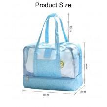 Пляжная сумка Weekeight Далматин. Зеленый
