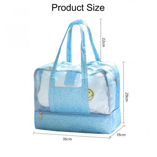 Пляжная сумка Weekeight Звезды. Темно-синий  в  Интернет-магазин Zelenaya Vorona™ 5