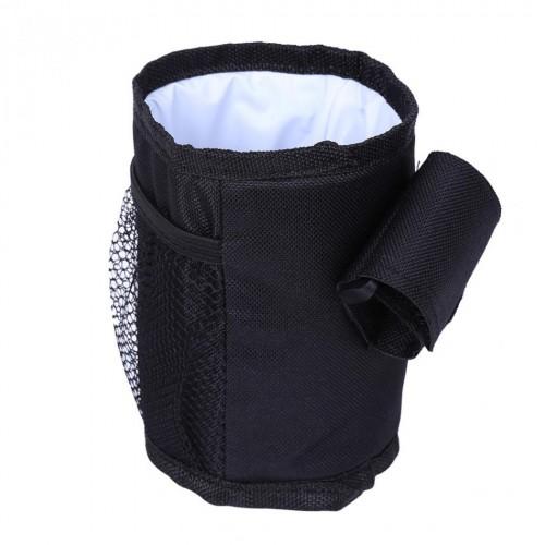 Термо Подстаканник для детской коляски Stroller Bottle Pocket  в  Интернет-магазин Zelenaya Vorona™ 4