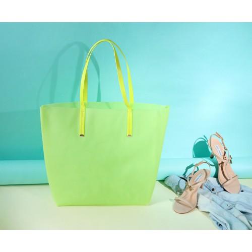 Пляжная сумка силиконовая. Лайм  в  Интернет-магазин Zelenaya Vorona™ 2