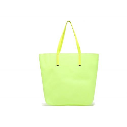 Пляжная сумка силиконовая. Лайм  в  Интернет-магазин Zelenaya Vorona™ 3