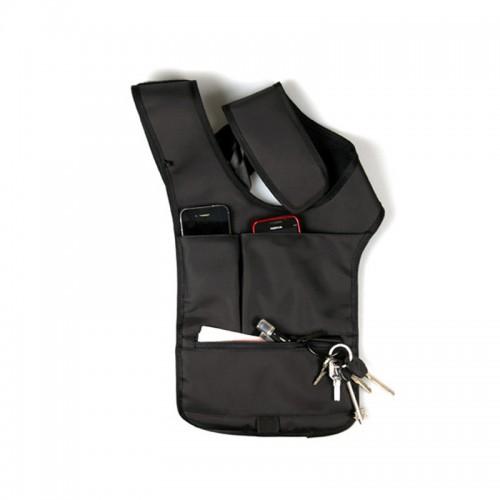 Сумка скрытого ношения для документов с внутренним карманом  в  Интернет-магазин Zelenaya Vorona™ 1
