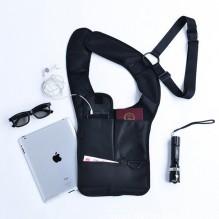 Сумка скрытого ношения для документов с внутренним карманом