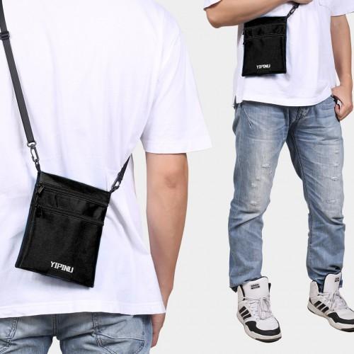 Дорожный кошелек на шею YIPINU. Красный/Черный  в  Интернет-магазин Zelenaya Vorona™ 2