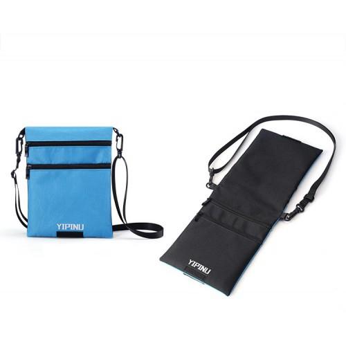 Дорожный кошелек на шею YIPINU. Красный/Черный  в  Интернет-магазин Zelenaya Vorona™ 4