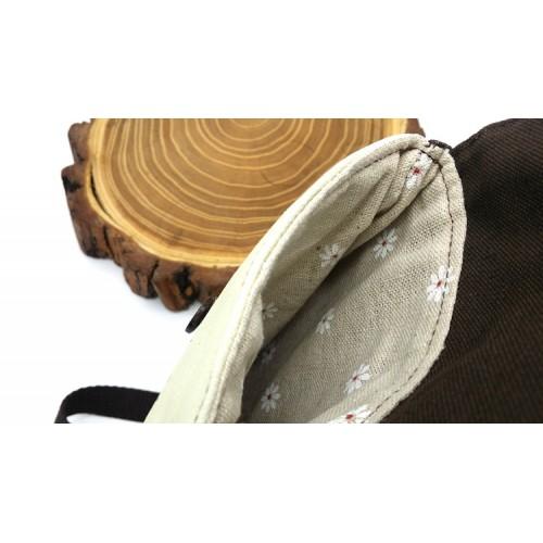 Женская сумка-кошелек Fantasy текстильная  в  Интернет-магазин Zelenaya Vorona™ 5