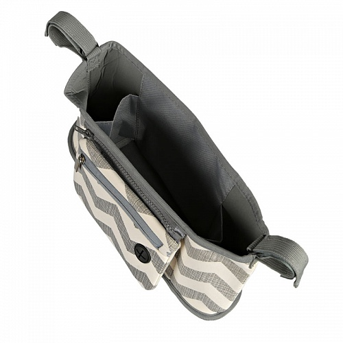Сумка для мамы на коляску   в  Интернет-магазин Zelenaya Vorona™ 4
