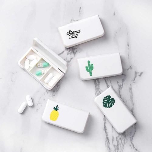 Покупка  Карманная таблетница Mini pill case в  Интернет-магазин Zelenaya Vorona™