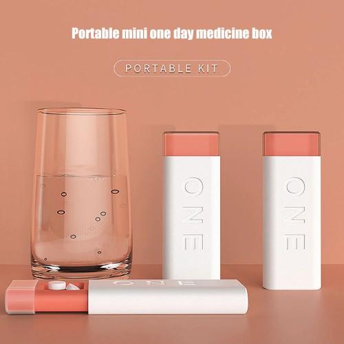 Покупка  Карманная таблетница One Day в  Интернет-магазин Zelenaya Vorona™