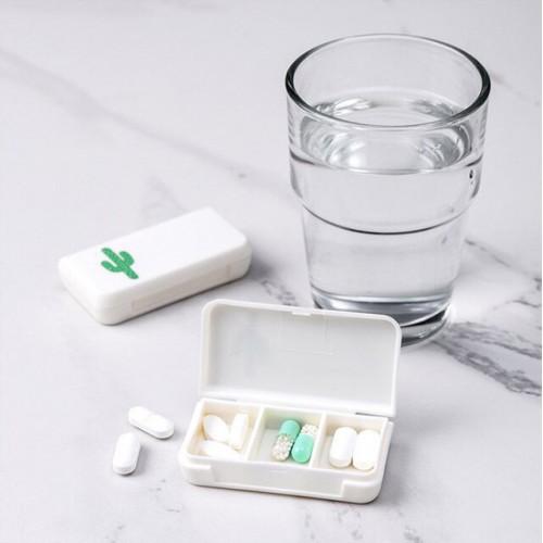 Карманная таблетница Mini pill case  в  Интернет-магазин Zelenaya Vorona™ 2