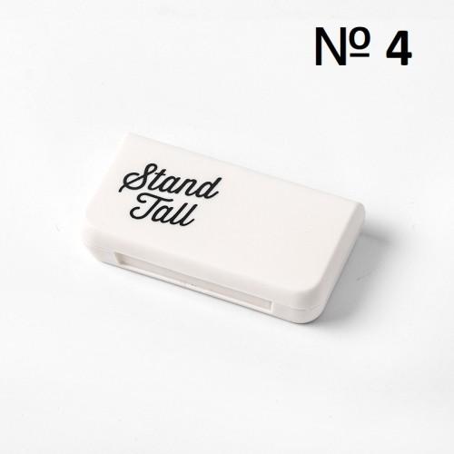 Карманная таблетница Mini pill case  в  Интернет-магазин Zelenaya Vorona™ 7