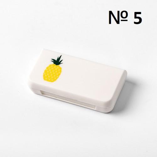 Карманная таблетница Mini pill case  в  Интернет-магазин Zelenaya Vorona™ 8