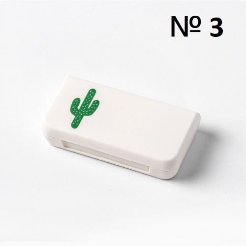 Карманная таблетница Mini pill case  в  Интернет-магазин Zelenaya Vorona™ 6