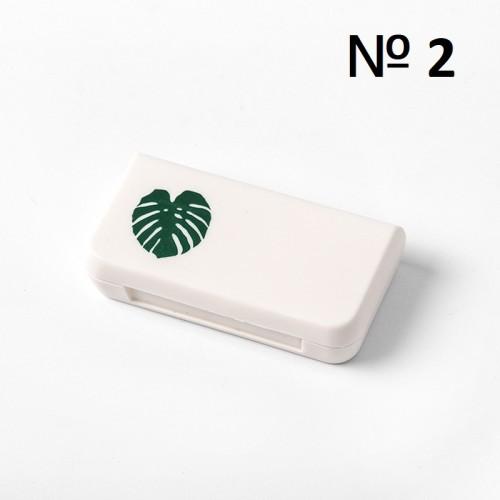 Карманная таблетница Mini pill case  в  Интернет-магазин Zelenaya Vorona™ 5