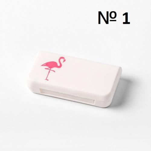 Карманная таблетница Mini pill case  в  Интернет-магазин Zelenaya Vorona™ 4