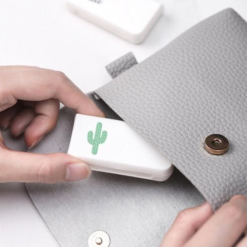 Карманная таблетница Mini pill case  в  Интернет-магазин Zelenaya Vorona™ 3
