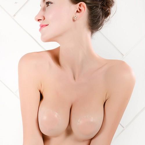 Силиконовые накладки на грудь в форме цветка   в  Интернет-магазин Zelenaya Vorona™ 1