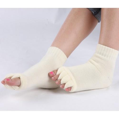 Покупка  Теплые носки-растопырки для педикюра в  Интернет-магазин Zelenaya Vorona™