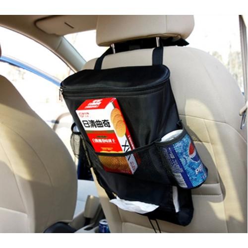 Термосумка-органайзер на спинку сиденья в автомобиль  в  Интернет-магазин Zelenaya Vorona™ 1