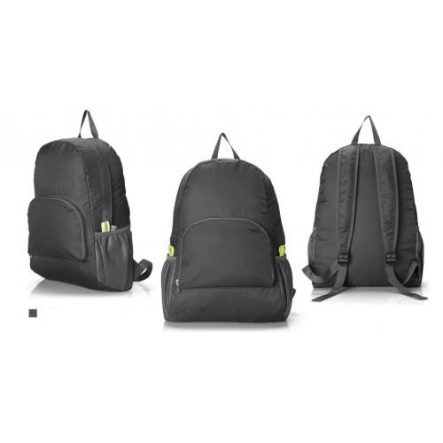 Складной рюкзак для путешествий (серый)  в  Интернет-магазин Zelenaya Vorona™ 3