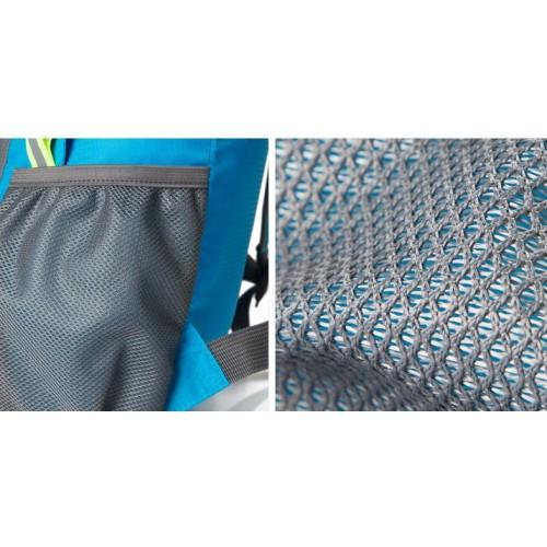 Складной рюкзак для путешествий (серый)  в  Интернет-магазин Zelenaya Vorona™ 9