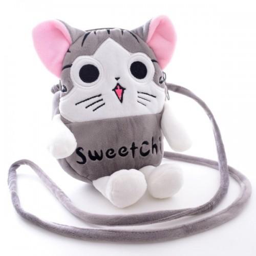 Детская сумка-кошелек Sweet Chi Cross Body  в  Интернет-магазин Zelenaya Vorona 4