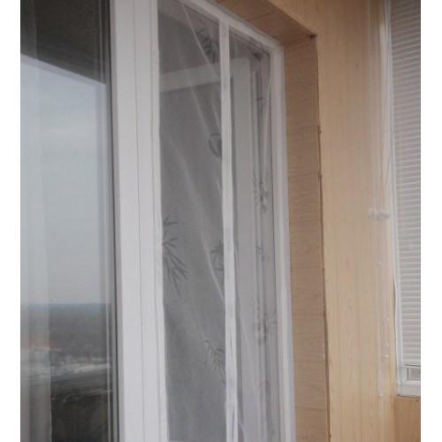 Антимоскитная штора на магнитах 100 х 210    в  Интернет-магазин Zelenaya Vorona 1