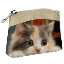Детский кошелек KID Милый котенок