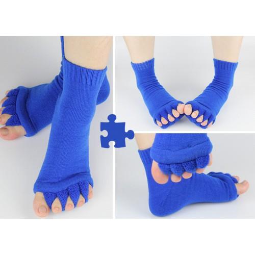 Теплые носки-растопырки для педикюра  в  Интернет-магазин Zelenaya Vorona 2