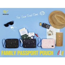 Органайзер для документов Family Passport Pouch Hola