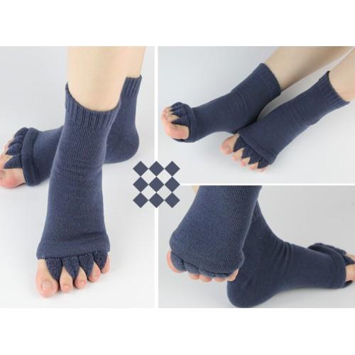 Теплые носки-растопырки для педикюра  в  Интернет-магазин Zelenaya Vorona 3