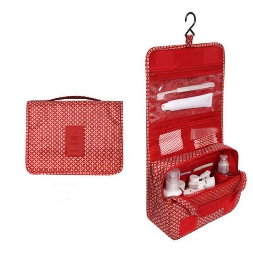 Покупка  Дорожный органайзер Monopoly toiletry pouch. Красные звезды УЦЕНКА в  Интернет-магазин Zelenaya Vorona™