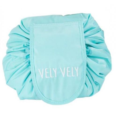 Косметичка-органайзер Vely Vely. Бирюзовая  в  Интернет-магазин Zelenaya Vorona™ 1