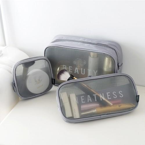Набор дорожных органайзеров Neatness-Beauty-Etc. Серый  в  Интернет-магазин Zelenaya Vorona™ 1