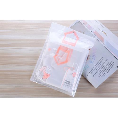 Набор дорожных пакетов Lameila 10 шт.  в  Интернет-магазин Zelenaya Vorona™ 1