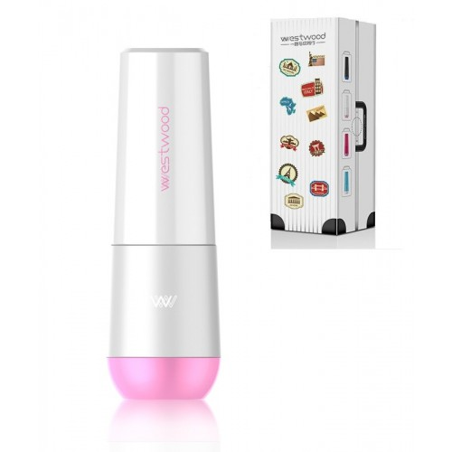 Покупка  Travel чашка Westwood для зубной пасты и щетки. Белая в  Интернет-магазин Zelenaya Vorona™