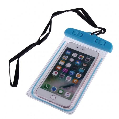 Покупка  Водонепроницаемый чехол для телефона с ремешком в  Интернет-магазин Zelenaya Vorona™