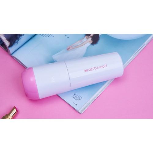 Travel чашка Westwood для зубной пасты и щетки. Белая  в  Интернет-магазин Zelenaya Vorona™ 3
