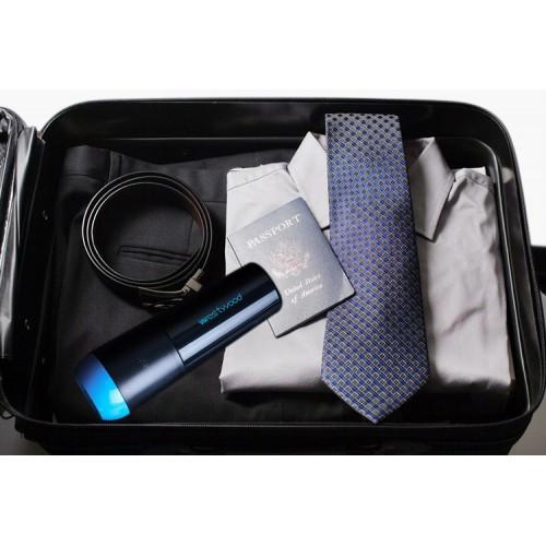 Travel чашка Westwood для зубной пасты и щетки. Черная  в  Интернет-магазин Zelenaya Vorona™ 4