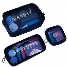 Набор дорожных органайзеров Neatness-Beauty-Etc. Синий