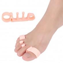 Силиконовые разделители. Корректор для пальцев ног
