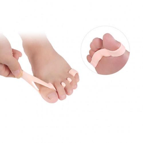 Силиконовые разделители. Корректор для пальцев ног  в  Интернет-магазин Zelenaya Vorona™ 2