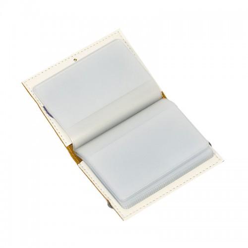 Визитница для карточек Сердечки  в  Интернет-магазин Zelenaya Vorona™ 1